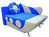 Детский диван-кровать Кораблик еврокнижка, фото 2
