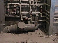 Разводка труб м/п 16мм-25мм