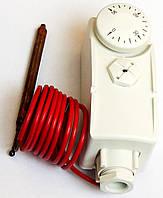 Термостат WPR-90-0/ 90 градусов, c капилляром 1000 мм, код сайта 4203