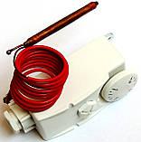 Термостат WPR-90-0/ 90 градусов, c капилляром 1000 мм, код сайта 4203, фото 2