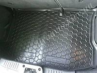 Коврик в багажник FORD Fiesta с 2010 г. (AVTO-GUMM) пластик+резина
