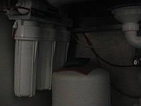 Установка станции очистки воды