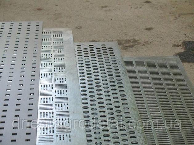 Решета, сита, перфорация, молотки для зернодробилок, фото 2