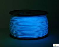 Светящийся ABS пластик для 3D ручки  флуорисцентный