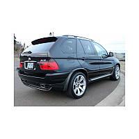РАСШИРИТЕЛИ КОЛЕСНЫХ АРОК ДЛЯ BMW X5 (E53) 2000-2007 (DDA-TUNNING, NACLADBMW5301)