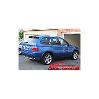 ЮБКА ЗАДНЕГО БАМПЕРА ДЛЯ BMW X5 E53 (AD-TUNING, BMWE53-RS.2025)