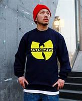 Свитшот мужской с принтом Wu-Tang Clan | Кофта