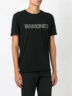 Футболка мужская с принтом JOHN VARVATOS  Ramones