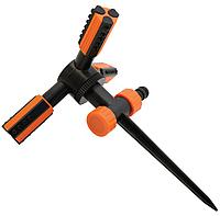 Ороситель Aquapulse 3-х рожковый TRIO на пластиковой ножке