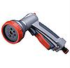 Пистолет Aquapulse 7-ми функциональный металлический с механизмом блокировки (AP 2020)