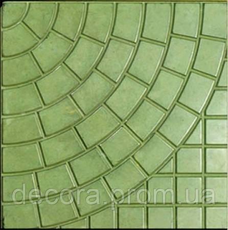 Формы для тротуарной плитки «Львовский тротуар-Малый» глянцевые пластиковые АБС ABS