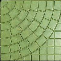 Формы для тротуарной плитки «Львовский тротуар-Малый» глянцевые пластиковые АБС ABS, фото 1