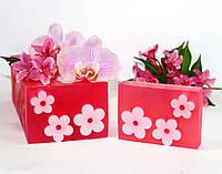 Мыло ручной работы нарезное Орхидея-Сакура