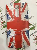 Чехол для LG G3 Stylus D690 (Британский Флаг)
