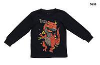 Кофта Динозавр Тирекс для мальчика. 18 мес, 2 года