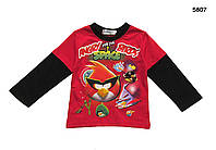 Кофта Angry Birds для мальчика. 100 см, фото 1