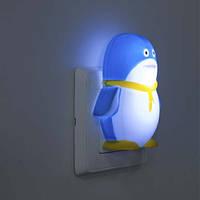 """Ночник """"Пингвинчик"""" Feron FN 1001 с выключателем , фото 1"""