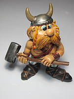 Забавная и прикольная фигурка Викинга - купить статуэтки в подарок недорого