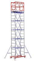 Вышка-тура строительная ВСП 2,0х1,2(базовый блок+секция)