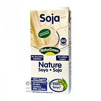 Молоко органическое растительное из сои без сахара ТМ NaturGreen 1л