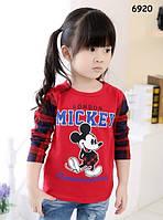 Кофта Mickey Mouse унисекс. 120, 130 см