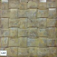Формы для тротуарной плитки «Плетенка» глянцевые пластиковые АБС ABS, фото 1