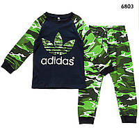 Пижама Adidas для мальчика. 2, 5 лет