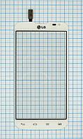 Тачскрин сенсорное стекло для LG Optimus L90 D410 Dual white