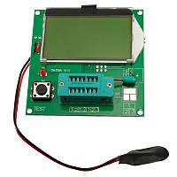 GM328 тестер полупроводников / ESR метр / частотомер / генератор прямоугольных импульсов