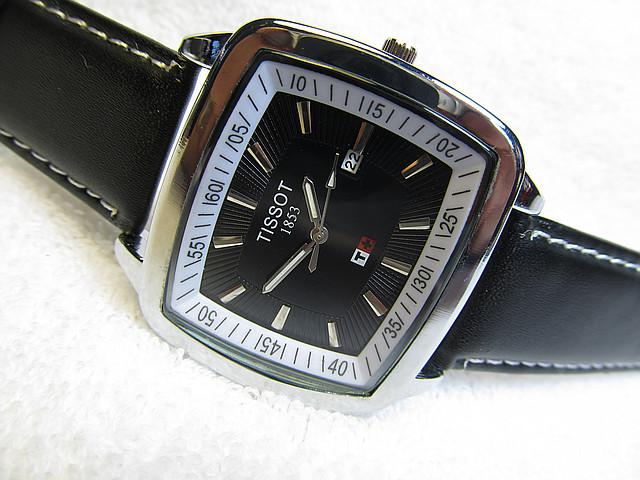 Мужские часы Tissot-T-Clasik дата