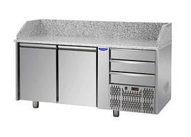 Холодильный стол для пиццы Tecnodom PZ 02 EKO С3