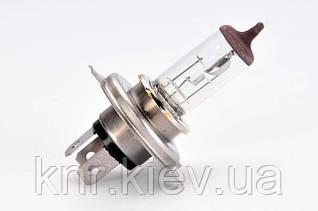 Лампа галогенная H4 12V 60/55W (дал. ближ.свет) Magneti Marelli