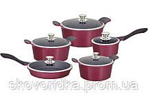 Lessner Набор посуды 10пр Alpha 55809