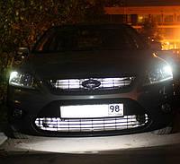 Подсветка радиаторной решетки