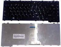 Клавиатура для ноутбука TOSHIBA (A200, A205, A300, A350, M200, M300, M305, M500) rus, black, glossy, фото 1