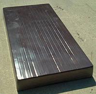 Формы для тротуарной плитки «Смужка №1 мостовая»  глянцевые пластиковые АБС ABS, фото 1