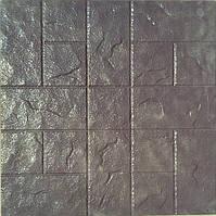 Формы для тротуарной плитки «Брусчатка крупная» глянцевые пластиковые АБС ABS