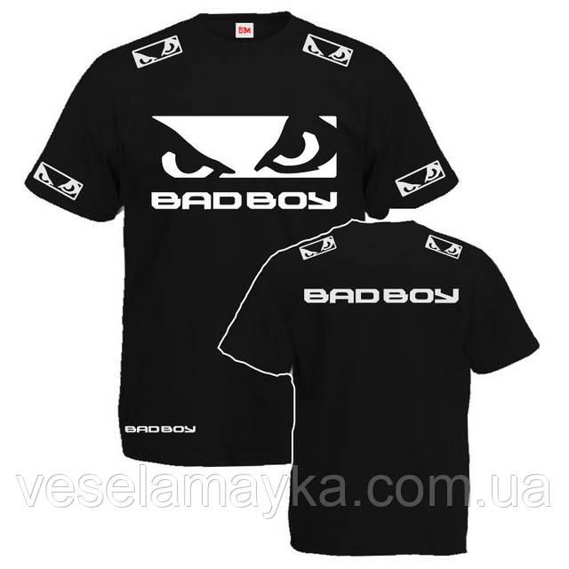 """Футболка """"Bad boy 2"""""""