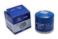 Фильтр масляный Op 617 Filtron Hyundai