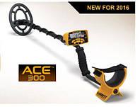 Металлоискатель Garrett ACE-300 NEW