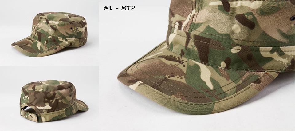 Кепка в камуфляже MTП (мультикам)