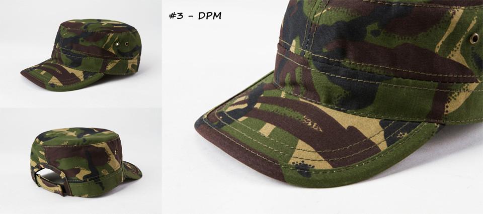 Кепка камуфляжная в расцветке DPM