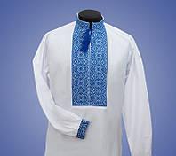 Мужская вышитая сорочка вышиванка