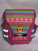Школьный рюкзак для девочки. Фигурки