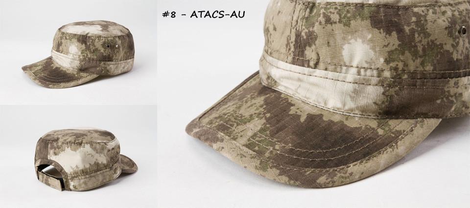 Кепка камуфляжная в ATACS AU (АТАКС АУ)