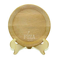 Тарелка круглая деревянная ø160 мм
