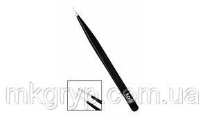 Пинцет Kodi Professional для наращивания ресниц (Японская сталь)  прямой, 14СМ