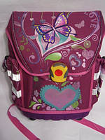 Школьный рюкзак для девочки. Бабочка, фото 1