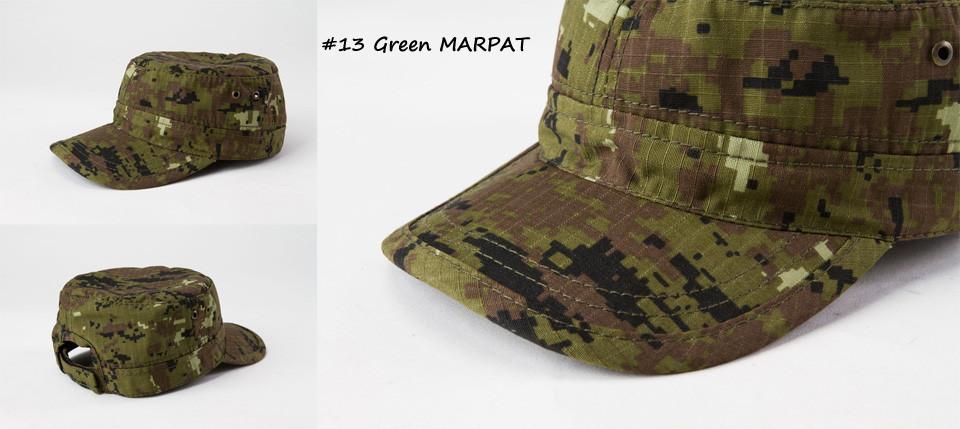 Кепка камуфляжная MARPAT Green (МАРПАТ Зеленый)