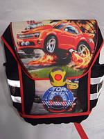 Школьный рюкзак для мальчика, Машина, фото 1